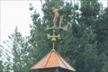 Image for Golfer Weathervane, Wachusett Country Club - West Boylston, MA