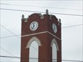 Image for Immanuel Lutheran Church Clock - Golden, Illinois