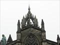 Image for St. Giles' Cathedral Steeple - Edinburgh, Scotland