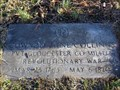 Image for Edward Zane Collings (1763 - 1820) - Old Newtown Friends Burial Ground - Oaklyn, NJ
