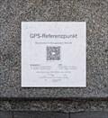 Image for 36,8 m über NHN - GPS-Referenzpunkt — Düsseldorf, Germany