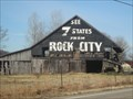 Image for See 7 States From Rock City Barn - Whitesburg, TN
