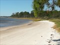 Image for Big Bend Scenic Byway - Alligator Harbor Beach - Alligator Point,  Florida, USA.