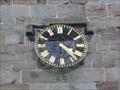Image for Wybunbury Tower Clock - Wybunbury, Cheshire, England, UK.