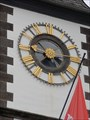Image for Old Town Hall Clock Mayen, Rhineland-Palatinate, Germany