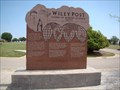 Image for FIRST to Solo around the Earth (Wiley Post) - OKC, OK