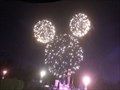 Image for Soarin  Fireworks Hidden Mickey - Anaheim, CA