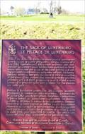 Image for The Sack of Lunenburg - Lunenburg, NS