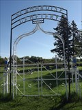 Image for St Ambroise Cemetery Entrance Arch - Saint Ambroise MB