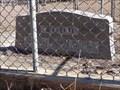 Image for Wood - Graham-Argyle Cemetery - Argyle, TX