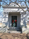 Image for Spink Family Mausoleum - Bellefontaine Cemetery - St. Louis, Missouri