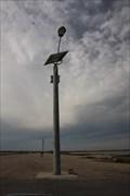 Image for Texas City Dike lighting -- Texas City TX
