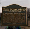 Image for Miller Historic District - Norman, Oklahoma