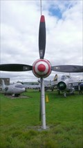 Image for Propellers at  Dumfries Aviation Museum