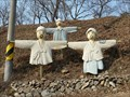 Image for Scarecrow Village North - Gongju, Korea