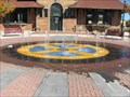 Image for Caldwell Train Depot Plaza Fountain - Caldwell, ID, USA