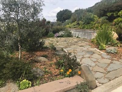 Midway landing Succulent Garden, San Francisco, California