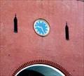 Image for Borovitskaya Gate clock, Kremlin, Moscow, Russia