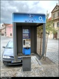 Image for O2 Payphone in Námestí krále Vladislava / King Vladislav Square - Velvary (Central Bohemia )