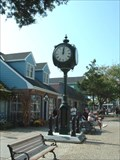Image for Town Clock - Washington Street Mall -  Cape May, NJ
