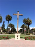 Image for Mission Santa Clara Cross - Santa Clara, CA