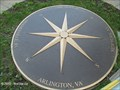 Image for Compass Rose, Battleship Cove - Fall River, MA