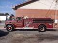 Image for Franklinville Fire Dept Engine 1, Franklinville, NC, USA