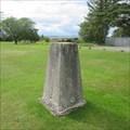 Image for O.S. Triangulation Pillar - Oldmeldrum, Aberdeenshire.