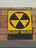 Image for West Weber School Fallout Shelter - West Weber, Utah