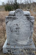 Image for Barto Greene -- Lawhorn Cemetery, Heath TX