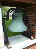 Image for Trinity Methodist Bell, Conneaut Lake, PA