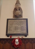 Image for Great War Memorial - St Mark's Church - Newport, Gwent, Wales.