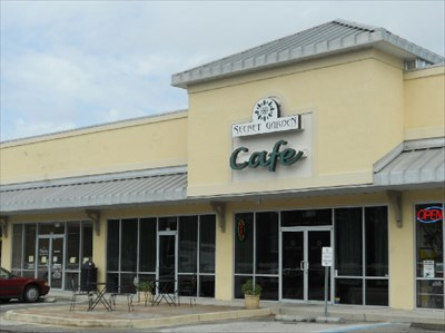 Secret Garden Cafe Jacksonville Fl Diners Drive Ins