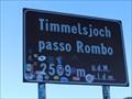 Image for Timmelsjoch - Italy/Austria