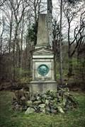 Image for Sprayer verschandeln das Dechen-Denkmal, Königswinter, NRW, Germany