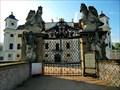 Image for Milotice Chateau Gate, Czech Republic