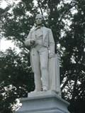 Image for Alexander H Stephens Monument - Crawfordville, GA