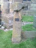 Image for Guidestone, St Peter's church - Hope, Derbyshire