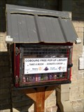 Image for Cobourg Free Pop-Up Library, Farmers Market - Cobourg, Ontario