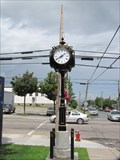 Image for New Waterford Town Clock -  New Waterford , NS