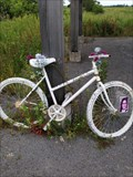 Image for Courtney Arthur Ghost Bike, Kawartha Lakes, Ontario