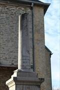 Image for Monument aux Morts - Cimetière communal - Hames-Boucres, France