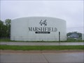 Image for Hume Avenue Water Tower - Marshfield, WI
