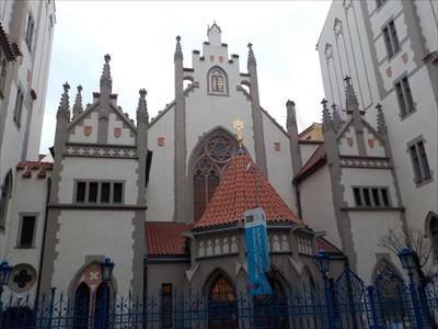 Maisel synagogue - Prague