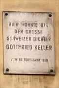 Image for Gottfried Keller - Wien, Austria
