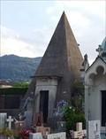 Image for Famiglia Vicari Pyramid Mausoleum - Caslano, TI, Switzerland
