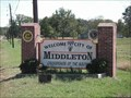 Image for Welcome City of Middleton, TN