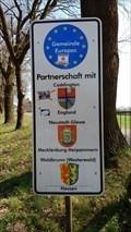 Image for Oststeinbeks Partnerstädte - Oststeinbek, S.-H., Deutschland