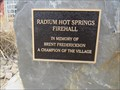 Image for Brent Frederickson - Radium Hot Springs, British Columbia