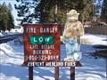 Image for Smokey Bear - Forest Service Ranger Station - Deer Park, WA